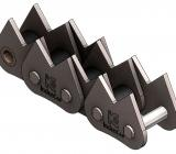 Corrente Para Industrias De Madeira Sharp Top Chain 7